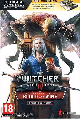 Einfach und sicher online bestellen: The Witcher 3: Blood and Wine + Gwent-Kartenspiel in Österreich kaufen.