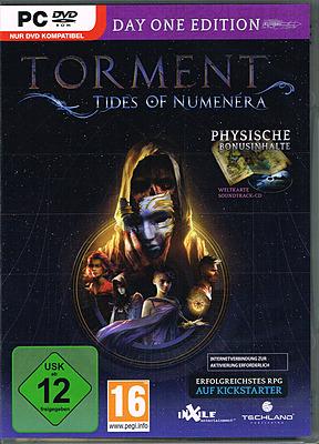 Einfach und sicher online bestellen: Torment: Tides of Numenera D1 Edition in Österreich kaufen.