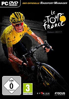 Einfach und sicher online bestellen: Tour de France 2017: Radsport Manager in Österreich kaufen.