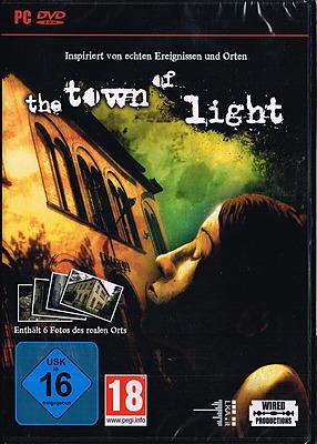 Einfach und sicher online bestellen: The Town of Light in Österreich kaufen.
