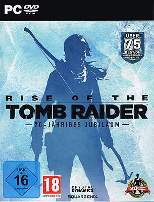 Einfach und sicher online bestellen: Rise of the Tomb Raider 20 Year Celebration in Österreich kaufen.