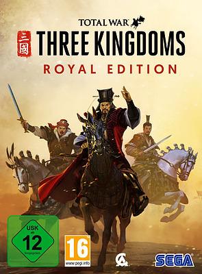 Einfach und sicher online bestellen: Total War: Three Kingdoms Royal Edition in Österreich kaufen.