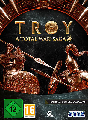 Einfach und sicher online bestellen: A Total War Saga: Troy Limited Edition in Österreich kaufen.