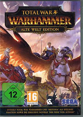 Einfach und sicher online bestellen: Total War: Warhammer Alte Welt Edition in Österreich kaufen.