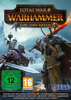 Einfach und sicher online bestellen: Total War: Warhammer Dark Gods Edition in Österreich kaufen.