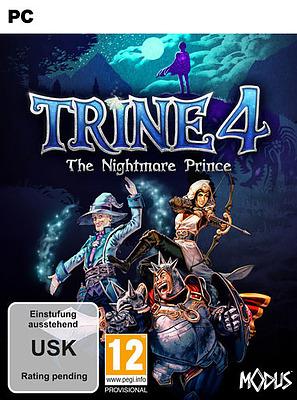 Einfach und sicher online bestellen: Trine 4: The Nightmare Prince in Österreich kaufen.