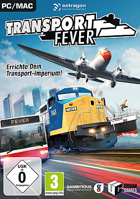 Einfach und sicher online bestellen: Transport Fever in Österreich kaufen.