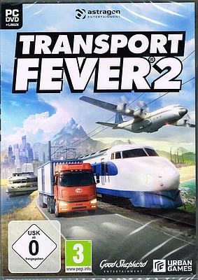 Einfach und sicher online bestellen: Transport Fever 2 in Österreich kaufen.