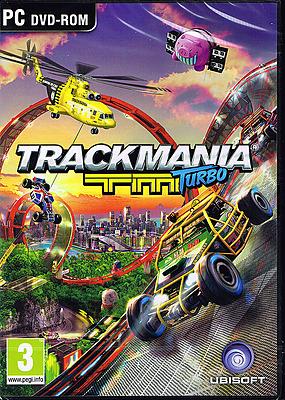Einfach und sicher online bestellen: Trackmania Turbo (AT-PEGI) in Österreich kaufen.
