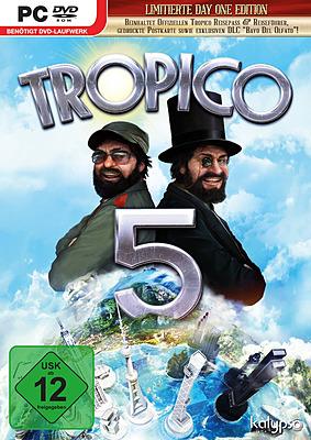 Einfach und sicher online bestellen: Tropico 5 in Österreich kaufen.