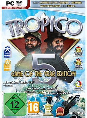 Einfach und sicher online bestellen: Tropico 5 Game of the Year Edition in Österreich kaufen.
