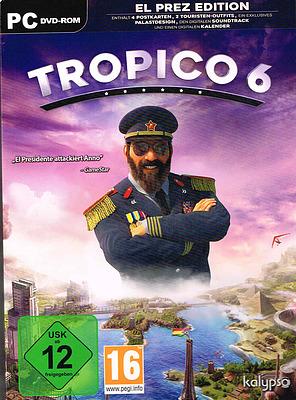 Einfach und sicher online bestellen: Tropico 6 in Österreich kaufen.