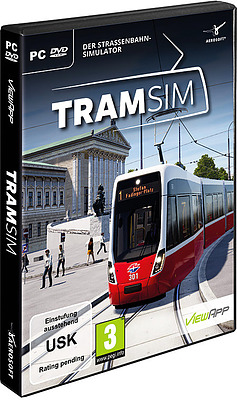 Einfach und sicher online bestellen: TramSim - Der Straßenbahn Simulator in Österreich kaufen.