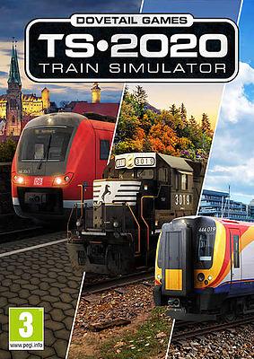 Einfach und sicher online bestellen: Train Simulator 2020 in Österreich kaufen.