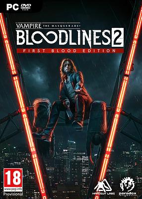 Einfach und sicher online bestellen: Vampire: The Masquerade Bloodlines 2 First Blood in Österreich kaufen.