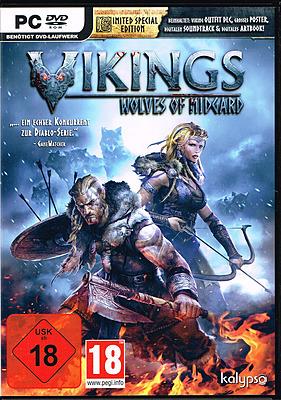 Einfach und sicher online bestellen: Vikings: Wolves of Midgard Limited Special Edition in Österreich kaufen.