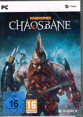 Einfach und sicher online bestellen: Warhammer Chaosbane in Österreich kaufen.