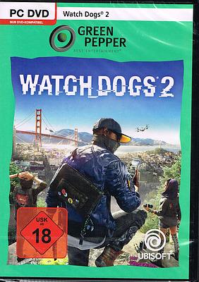 Einfach und sicher online bestellen: Watch Dogs 2 + 2 DLCs (AT-PEGI) in Österreich kaufen.