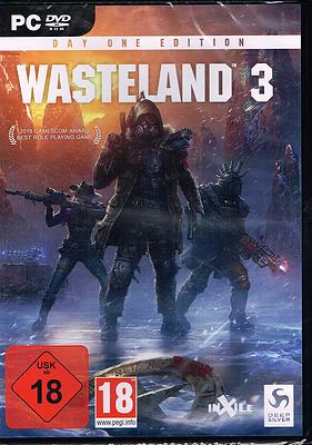 Einfach und sicher online bestellen: Wasteland 3 Steelbook + Ranger Pin + 13 Boni in Österreich kaufen.
