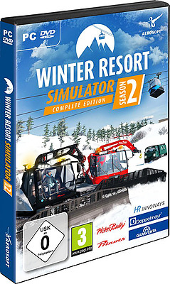 Einfach und sicher online bestellen: Winter Resort Simulator Season 2 in Österreich kaufen.