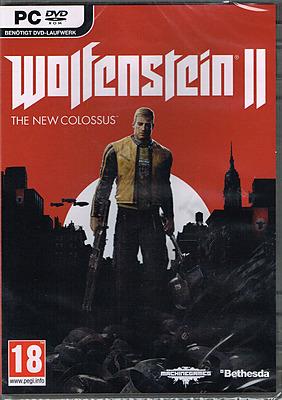 Einfach und sicher online bestellen: Wolfenstein II: The New Colossus (AT-PEGI) in Österreich kaufen.