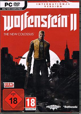 Einfach und sicher online bestellen: Wolfenstein II: The New Colossus (Engl./Symbolik) in Österreich kaufen.