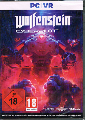 Einfach und sicher online bestellen: Wolfenstein: Cyberpilot in Österreich kaufen.