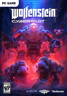 Einfach und sicher online bestellen: Wolfenstein: Cyberpilot (Englisch/Symbolik) in Österreich kaufen.