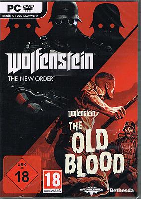 Einfach und sicher online bestellen: Wolfenstein: The New Order & The Old Blood in Österreich kaufen.