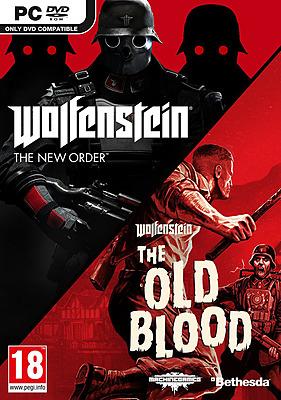 Einfach und sicher online bestellen: Wolfenstein: The Two Pack (Englisch/Symbolik) in Österreich kaufen.