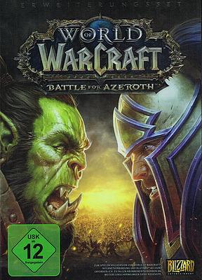 Einfach und sicher online bestellen: World of Warcraft: Battle for Azeroth in Österreich kaufen.