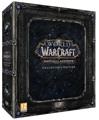 Einfach und sicher online bestellen: World of Warcraft: Battle for Azeroth Collectors in Österreich kaufen.