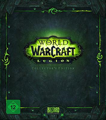 Einfach und sicher online bestellen: World of Warcraft: Legion Collectors Edition in Österreich kaufen.