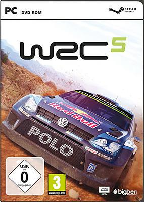 Einfach und sicher online bestellen: WRC 5 in Österreich kaufen.