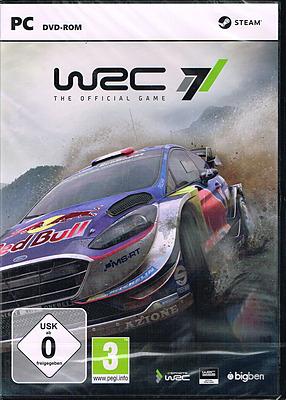 Einfach und sicher online bestellen: WRC 7 in Österreich kaufen.