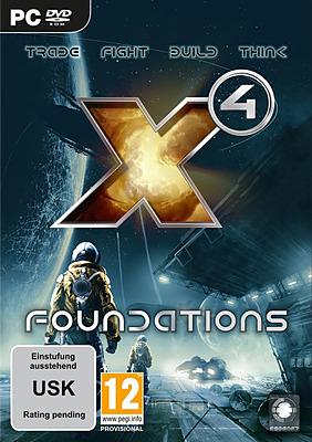 Einfach und sicher online bestellen: X4: Foundations in Österreich kaufen.
