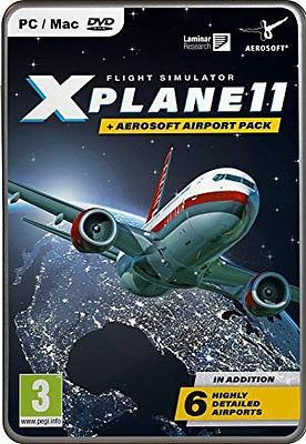 Einfach und sicher online bestellen: X-Plane 11 + Aerosoft Airport Collection (PEGI) in Österreich kaufen.