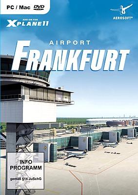 Einfach und sicher online bestellen: X-Plane 11 AddOn Flughafen Frankfurt in Österreich kaufen.