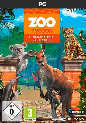 Einfach und sicher online bestellen: Zoo Tycoon Animal Collection in Österreich kaufen.