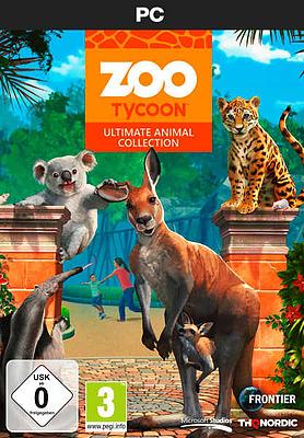 Einfach und sicher online bestellen: Zoo Tycoon Ultimate Animal Collection in Österreich kaufen.
