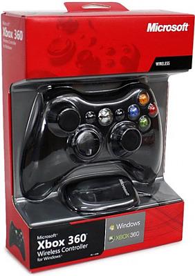 Einfach und sicher online bestellen: Xbox 360 Wireless Controller for Windows Schwarz in Österreich kaufen.