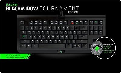 Einfach und sicher online bestellen: Razer Black Widow Tournament 2014 in Österreich kaufen.