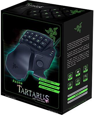 Einfach und sicher online bestellen: Razer Tartarus Chroma in Österreich kaufen.