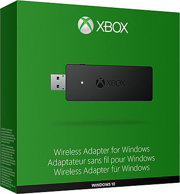 Einfach und sicher online bestellen: Xbox One Wireless Adapter für Windows in Österreich kaufen.