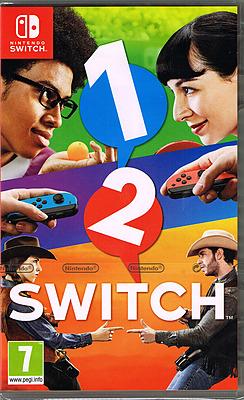 Einfach und sicher online bestellen: 1-2-Switch (AT-PEGI) in Österreich kaufen.