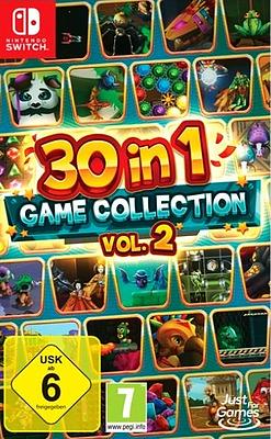 Einfach und sicher online bestellen: 30 In 1 Game Collection Vol2 in Österreich kaufen.
