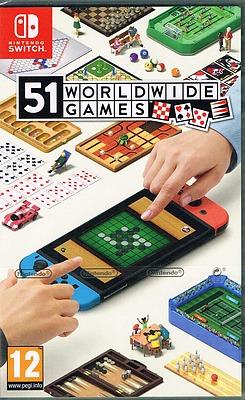 Einfach und sicher online bestellen: 51 Worldwide Games (AT-PEGI) in Österreich kaufen.