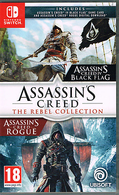 Einfach und sicher online bestellen: Assassins Creed: The Rebel Collection (AT-PEGI) in Österreich kaufen.