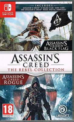Einfach und sicher online bestellen: Assassins Creed: The Rebel Collection (AT-PEGI) in Österreich kaufen.