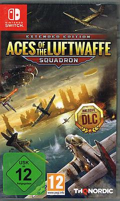 Einfach und sicher online bestellen: Aces of the Luftwaffe - Squadron Edition in Österreich kaufen.